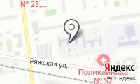 Детский сад №894 на карте