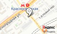 Ассоциация Киокусинкай России на карте