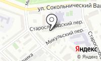 ИУЭПИ на карте