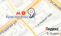 Центральное Сыскное Бюро на карте