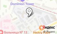 Авалон Инвест на карте