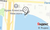 Кожухо на карте