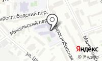 Средняя общеобразовательная школа №364 на карте