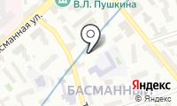 Союздорпроект на карте