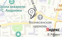 Лингватерра на карте