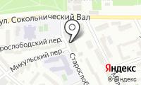 Софит Лайт на карте