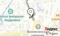 ДМ на карте