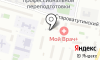 АвтотехЦентр на Бабушкинской на карте