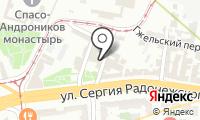 Агентство судебно-правовой защиты на карте