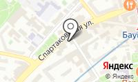 Гипрожилдорстрой на карте