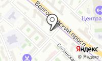 Сайт Экспо на карте