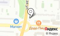 Часовня Святителя Алексия на карте