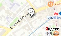 ДКК на карте