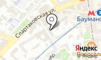 КБ Мосводоканалбанк на карте