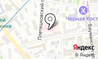 Специализированный дом ребенка №13 на карте