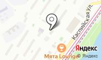 Шиномонтажная мастерская на Каспийской на карте