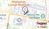 ЦАГИ на карте