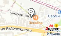 Финансово-промышленная компания на карте