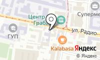 КомМастер на карте