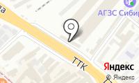 ТК-Исток на карте