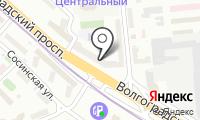 Николас на карте