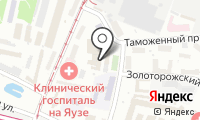 Iricond на карте