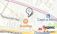 Farvater на карте