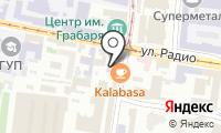 Мириам-медиа на карте