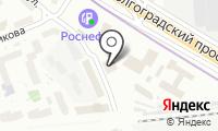 Габрис на карте