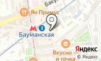 Деловой Сервис на карте