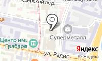 Следственный комитет РФ на карте