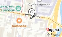 ИСН на карте