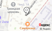 ТРЭК-4 на карте