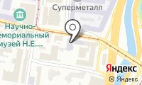 РосНОУ на карте