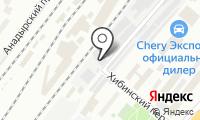 Лосиноостровский электродный завод на карте