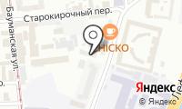 Спринт Авто на карте