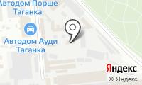 ВРТ на карте