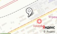 Городской сборный пункт военного комиссариата Москвы на карте