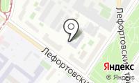 Средняя общеобразовательная школа №415 на карте