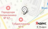 РКС №3 на карте