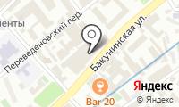 ЕВРОСИБ-СТРАХОВАНИЕ на карте