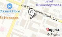 Кубань на карте