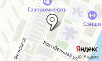 Стройберг на карте