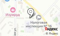 Пожснаб на карте
