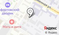 Юкар-Лефортово на карте
