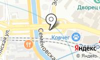 Форвард Стекло на карте