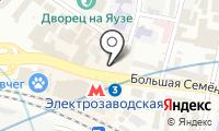 Кальянопт на карте