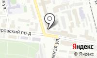 Национальное объединение специалистов и экспертов в области градостроения и безопасности на карте