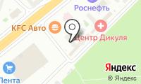 Завалинка на карте