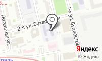 Средняя общеобразовательная школа №1254 с углубленным изучением информатики на карте